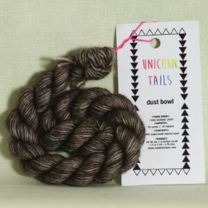 Madelinetosh Unicorn Tails Yarn - Dust Bowl