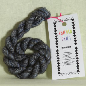 Madelinetosh Unicorn Tails Yarn - Rain Water (Discontinued)