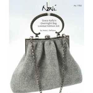 Noni Grace Kelly's Overnight Bag Limited Edition - Pattern + Hardware
