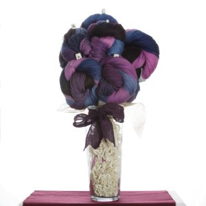 "Jimmy Beans Wool Koigu Yarn Bouquets - '14 June LLE Color Bouquet ""Sookie's Last Stand"""