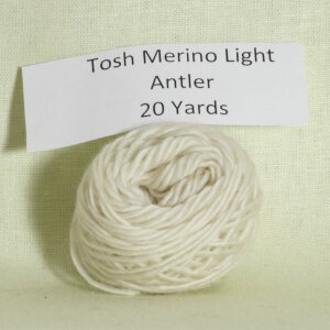 Madelinetosh Tosh Merino Light Samples Yarn - Antler