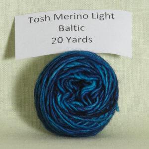 madelinetosh tosh merino light samples yarn baltic. Black Bedroom Furniture Sets. Home Design Ideas