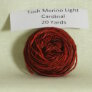 Madelinetosh Tosh Merino Light Samples Yarn - Cardinal
