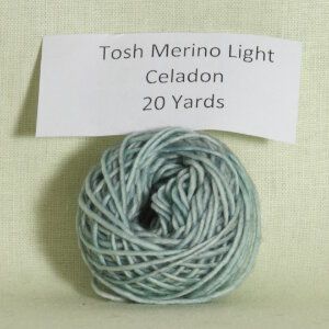 madelinetosh tosh merino light samples yarn celadon reviews at jimmy. Black Bedroom Furniture Sets. Home Design Ideas
