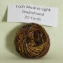 Madelinetosh Tosh Merino Light Samples - Dachshund