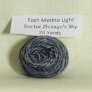 Madelinetosh Tosh Merino Light Samples Yarn - Dr. Zhivago's Sky