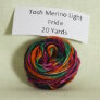 Madelinetosh Tosh Merino Light Samples - Frida