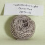 Madelinetosh Tosh Merino Light Samples Yarn - Gossamer