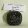 Madelinetosh Tosh Merino Light Samples - Graphite (Discontinued)