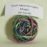Madelinetosh Tosh Merino Light Samples - Magic (Discontinued)