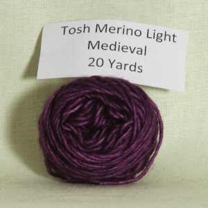 Madelinetosh Tosh Merino Light Samples Yarn - Medieval