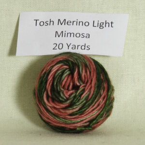 madelinetosh tosh merino light samples yarn mimosa detailed. Black Bedroom Furniture Sets. Home Design Ideas