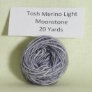 Madelinetosh Tosh Merino Light Samples Yarn - Moonstone
