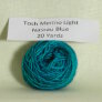 Madelinetosh Tosh Merino Light Samples - Nassau Blue