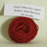 Madelinetosh Tosh Merino Light Samples - Robin Red Breast