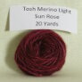 Madelinetosh Tosh Merino Light Samples - Sun Rose