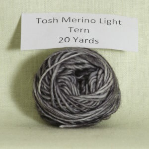 Madelinetosh Tosh Merino Light Samples Yarn - Tern