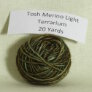 Madelinetosh Tosh Merino Light Samples - Terrarium