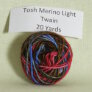 Madelinetosh Tosh Merino Light Samples - Twain
