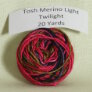 Madelinetosh Tosh Merino Light Samples - Twilight (Discontinued)