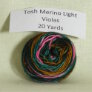 Madelinetosh Tosh Merino Light Samples - Violas