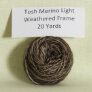 Madelinetosh Tosh Merino Light Samples Yarn - Weathered Frame