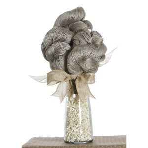 Jimmy Beans Wool Koigu Yarn Bouquets - Fyberspates Anniversary Bouquet- 50th Gold