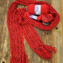 Jimmy Beans Wool Knit For A Cause Scarves - Heart Scarves Kit