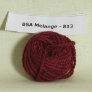 Blue Sky Alpacas 100% Baby Alpaca Melange Samples Yarn - 813 Pomegranate