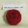 Blue Sky Fibers Skinny Cotton Samples Yarn - 309 Cherry
