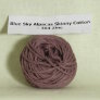 Blue Sky Alpacas Skinny Cotton Samples Yarn - 304 Zinc