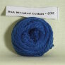 Blue Sky Fibers Worsted Cotton Samples - 632 Mediterranean