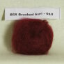 Blue Sky Alpacas Brushed Suri Samples Yarn - 910 Candy Apple