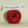 Blue Sky Fibers Alpaca Silk Samples - 123 Ruby