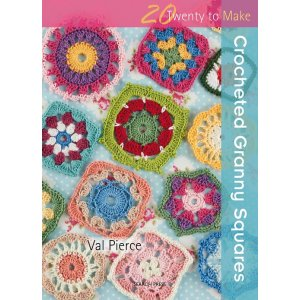 Twenty to Make Books - Crocheted Granny Squares