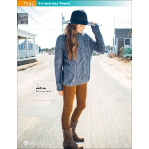 Berroco Pattern Books - 346 - Inca Tweed