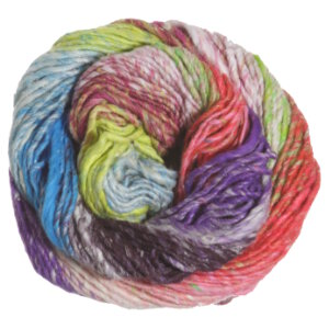 Noro Taiyo Yarn - 40 Turquoise, Pink, Violet (Discontinued)
