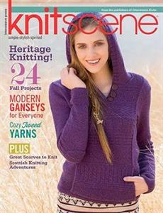 Knitscene Magazine - '14 Fall