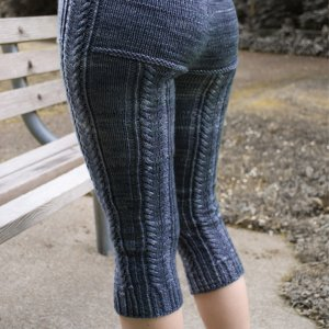 Andrea Rangel Knits Patterns - Kalaloch Pattern