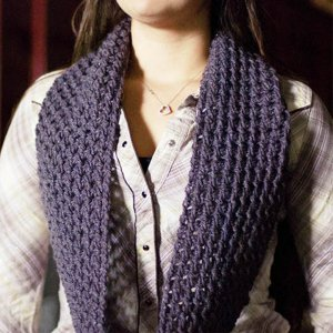 Poetry in Yarn Patterns - Roxanne Scarf Pattern