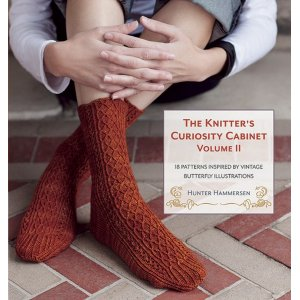 The Knitter's Curiosity Cabinet Books - The Knitter's Curiosity Cabinet - Volume II
