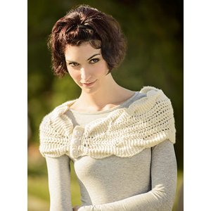 Blue Sky Alpacas The Destination Collection Patterns - North Hollow Cowl Pattern