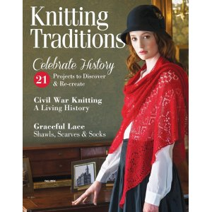 Knitting Traditions Magazine - Fall 2014