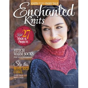 Spin Off Magazine - Enchanted Knits 2014