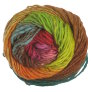 Noro Kureyon Yarn - 352 Red, Pink, Orange, Yellow
