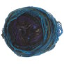Noro Silk Garden Sock Yarn - 396 Blues, Black