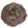 Noro Silk Garden Sock - 398 Greens, Black, Purple