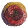 Noro Silk Garden Yarn - 400 Salmon, Magenta, Brown, Yellow (Discontinued)