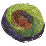 Noro Silk Garden Yarn - 403 Greens, Rust, Navy, Gold