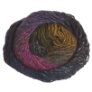 Noro Silk Garden - 412 Black, Grey, Violet, Green